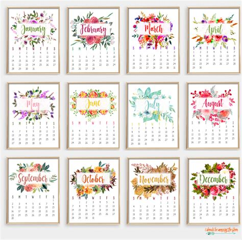 13 month calendar template 13 month calendar template