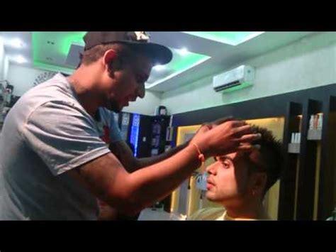 milling gaba hair style watch millind gaba hair cutting streaming hd free online