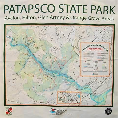 Patapsco Valley State Park Map patapsco valley 50k october 25 2014