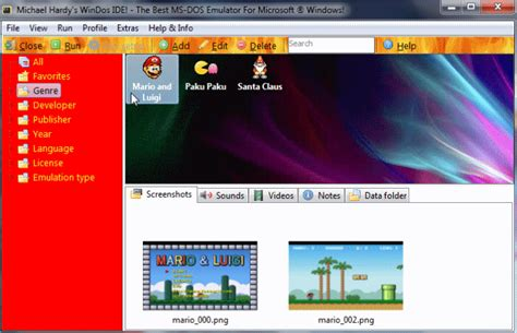 best dos emulator free windos the best ms dos emulator by t 194