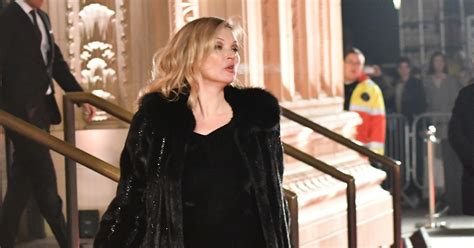 The 3am Worse For Wear Kate Moss And Osbourne Pair Up For A Out by Kate Moss Looks Worse For Wear As She After