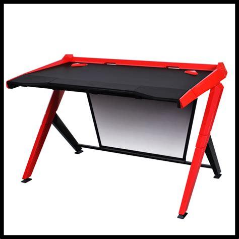 Gaming Desk by Gd 1000 Nr Gaming Desk Computer Desks Dxracer