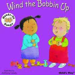 Hands on songs wind the bobbin up bsl little linguist