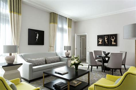 living room east hton the renovation of paris 5 luxury hotels