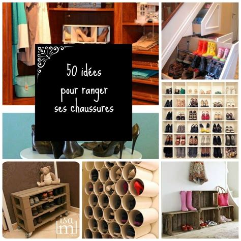 Idee Pour Ranger Chaussures by Home Garden 50 Id 233 Es Pour Ranger Ses Chaussures