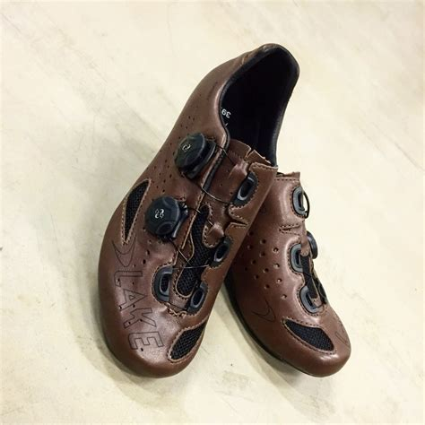 leather bike shoes lake cx237 all leather road racing cycling shoe carbon