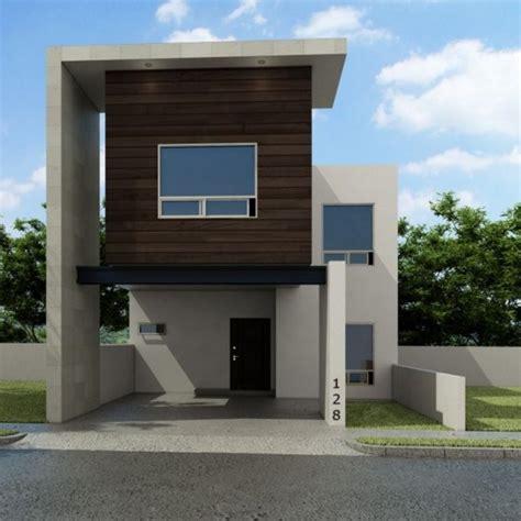 imagenes de fachadas minimalistas con cantera fachadas de casas con cantera chocolate