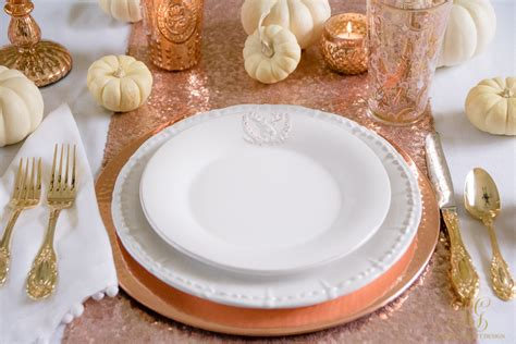 place setting ideas easy and elegant place setting ideas for the best