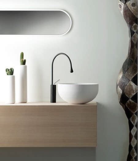 gessi taps � new drop goccia bathroom range karmatrendz