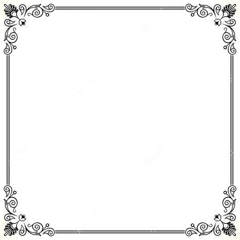 Template Border Template For Microsoft Word Border Templates For Word