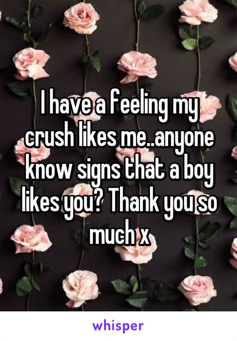 8 Signs You Are Crushing On The Boy Next Door by I A Feeling My Crush Likes Me Anyone Signs That