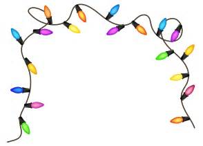christmas lights christmas light clipart clipartix