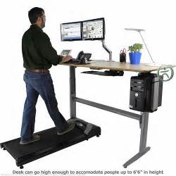 Small Treadmill Desk Uplift Treadmill Desk Flickr Photo