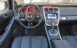 Mazda Cx 7 Vs Subaru Forester Crossover Comparison 2008 Mazda Cx 7 Vs 2009 Subaru