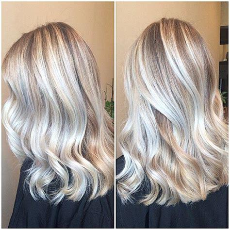 dark hair base with platinum highlights hair base with platinum highlights dark brown base with