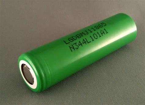 Lg Dbmj1 18650 Li Ion Batt 3500mah 10a 37v W Flat Top Ori Hija lg chem 18650 mj1 li ion battery cell 10a 3500mah