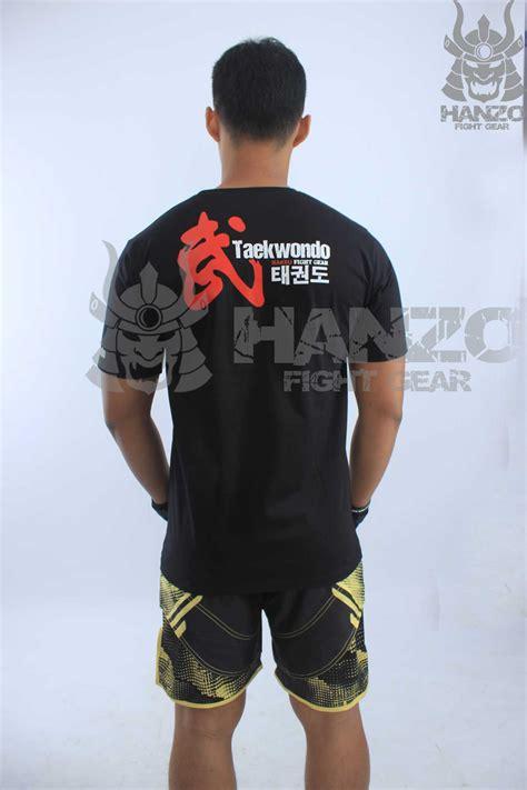 Kaos Lengan Panjang Karate Kyokushin kaos taekwondo jogja hanzo fight gear sms wa 085786299268 kaosufc