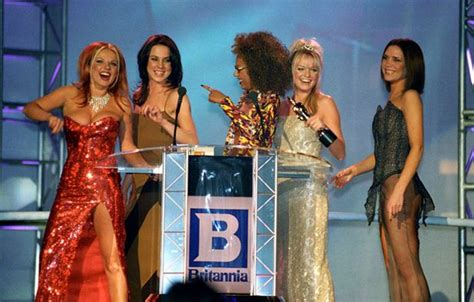 Buy Geri Halliwells Brit Awards Dress by Most Controversial Brit Awards Moments Including