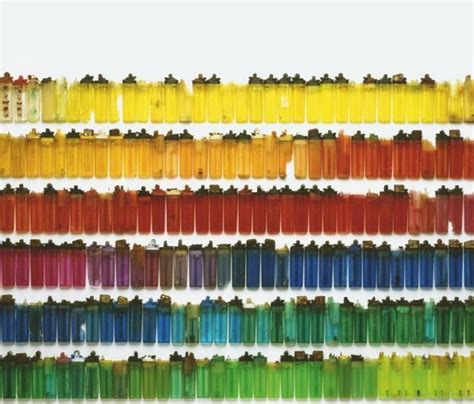 Stuart Haygarth Beautiful From Waste by 786 Best Trash Images On Trash