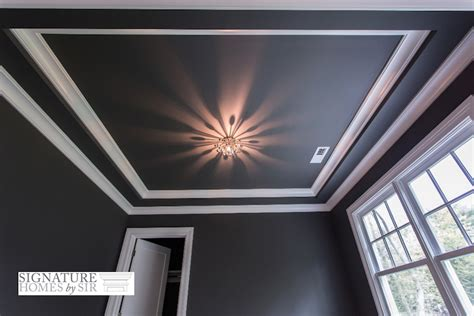 Tray Ceiling Dimensions Tray Ceiling Design Ideas
