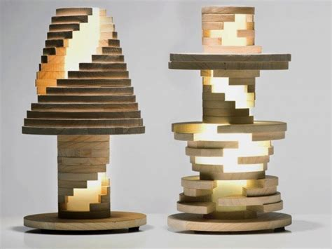 Kitchen Wardrobes Designs by Unique Table Lamp That Looks Like Rock A Stack Toy