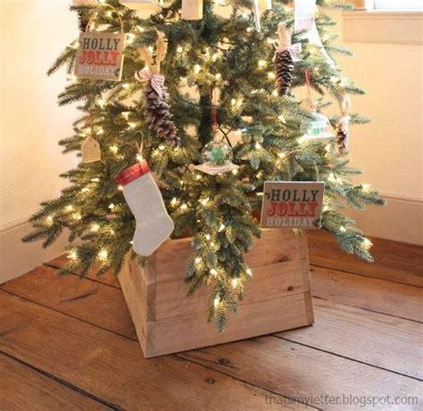 build best xmas tree stand deck the halls diy style jaime costiglio