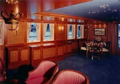 yacht peter sampson design