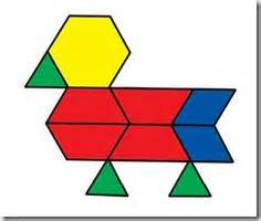 tangram pictures on pinterest pattern blocks puzzles