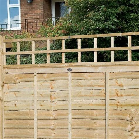 2ft Trellis Grange Traditional Square Garden Trellis 2ft High 600mm