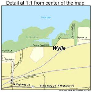 map wylie wylie map 4880356