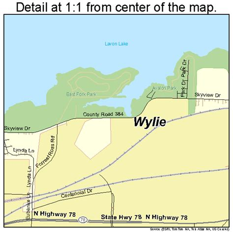 wiley texas map wylie texas map 4880356
