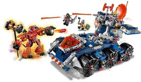 Lego 70322 Nexo Knights Axls Tower Carrier lego nexo knights axl s tower carrier 70322 george at asda