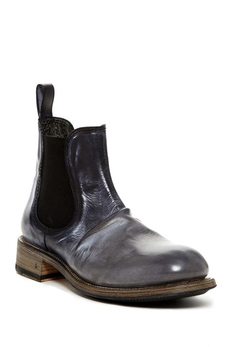 mens vintage chelsea boots varvatos vintage grandfather chelsea boot for