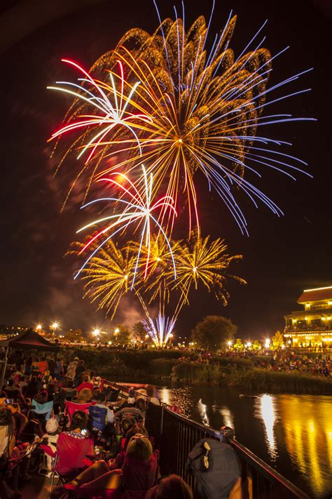 10 fun ways to ring in fourth of july