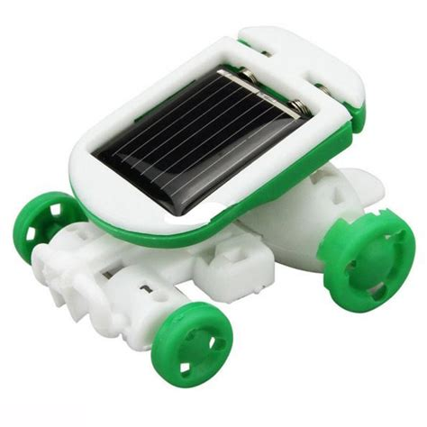 Robot Green Power 6 In 1 Solar Robot Recycler new 6 in 1 educational solar robot chameleon review reviews