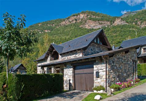 casas en el pirineo casas unifamiliares en el pirineo de ferraz arquitectos