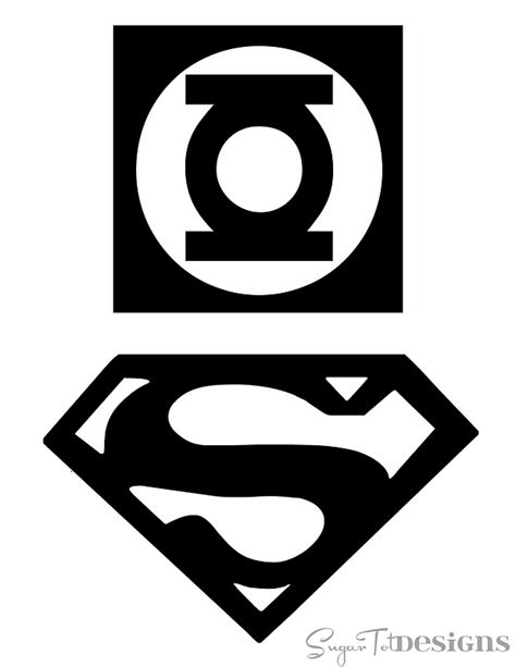 the gallery for gt superhero logo template