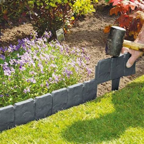 Ideas For Garden Edging 66 Creative Garden Edging Ideas To Set Your Garden Apart
