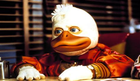 marvel film howard the duck marvel appeals to george lucas for howard the duck 25th