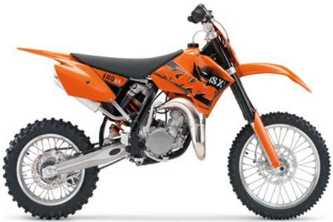 Cross Motorrad Ktm by 2006 Ktm 250 Sx Go4carz