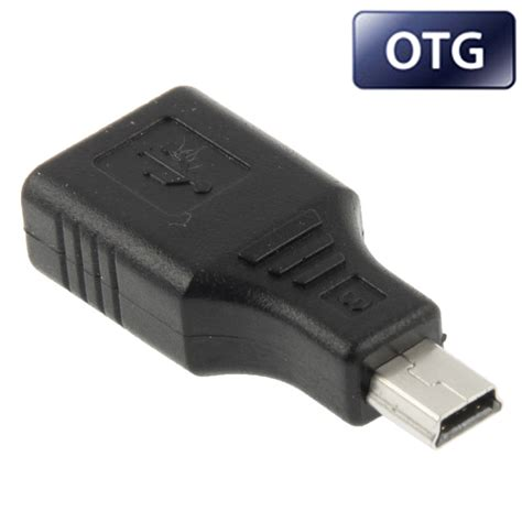 Adaptor Otg mini usb to usb 2 0 adapter with otg function alex nld