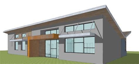 single pitch roof single slope roof home design ideas and pictures