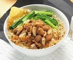 cara membuat mie qyam noodles chicken noodles and mie on pinterest