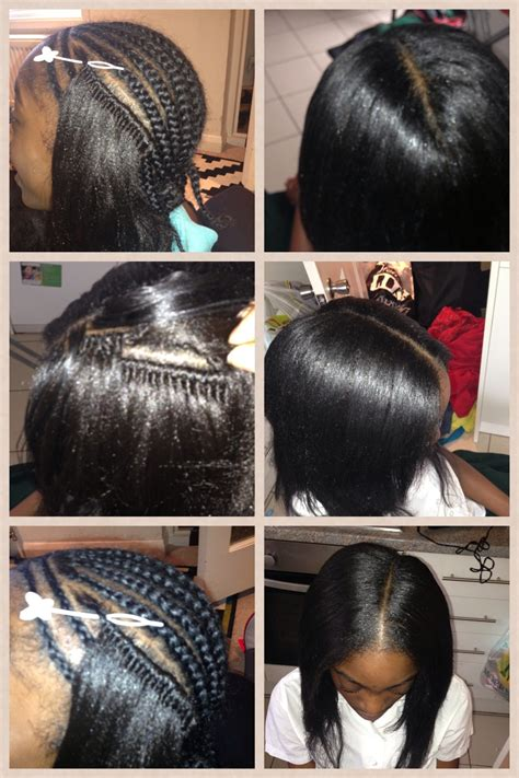 what does xpression braided hair look like crochet weave with kanekalon 1st attempt hair