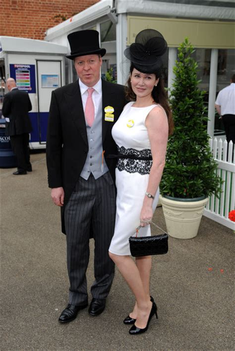 countess karen spencer countess spencer at royal ascot the best hats at royal