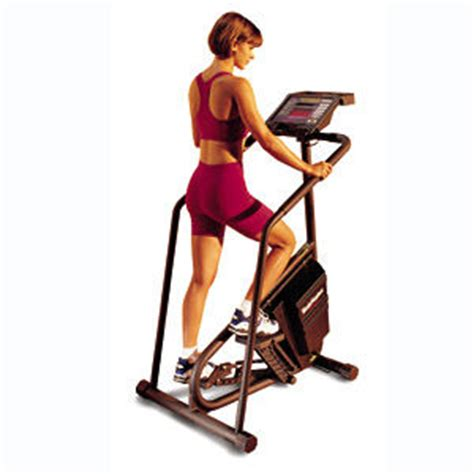 Cross Country Ski Styles - stair climber healthstyles exercise equipment