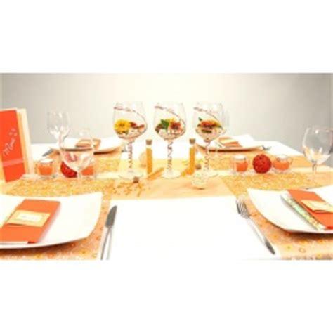 Tischdeko Hochzeit Orange by Tischdeko Orange Wei 223 Tischdekorationen Trendmarkt24