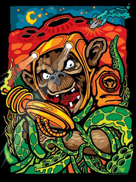 design poster k3 poster design space monkey studios