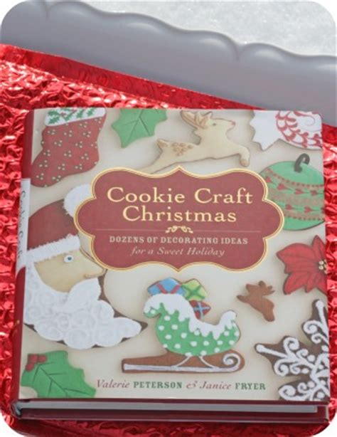 how to ship decorated cookies and cookie craft giveaway