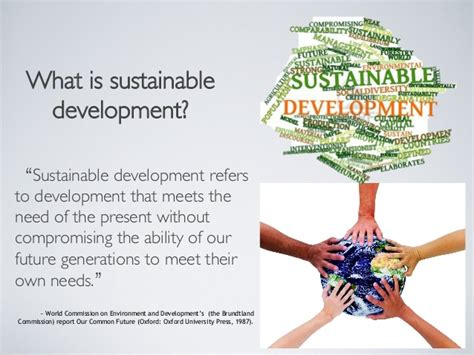 Mba Sustainable Development by Do You Think That The Lifestyle Of Inhabitants Of